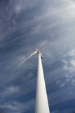 Wind energy turbine Stock Images