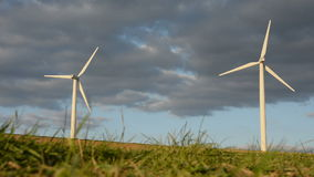 Wind Energy stock footage