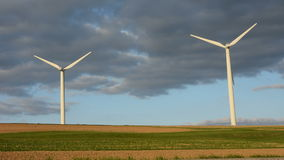 Wind Energy stock video