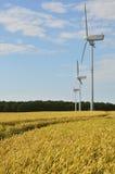 Wind energy Stock Photography