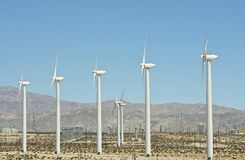 Wind Energy - Wind Turbines Stock Photos