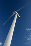 wind för strömstation Arkivfoton