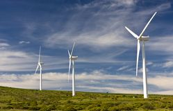 Free Wind Farm Royalty Free Stock Images - 16795139