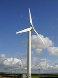 Wind farm. In cornwall Royalty Free Stock Images