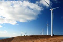 Wind Farm Royalty Free Stock Photography