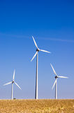 Wind farm 5 Royalty Free Stock Photography
