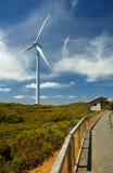 Wind Farm. Albany, Western Australia Stock Image