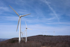 Wind Farms Royalty Free Stock Image