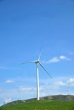 Wind farms Stock Image