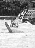 Wind-Festival 2013 - Diano-Jachthafen Lizenzfreie Stockfotografie