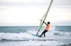 Wind-Festival 2013 - Diano-Jachthafen lizenzfreies stockfoto