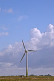 Wind Generator. This image shows a wind generator stock images