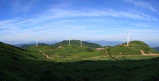 Wind-Generator Stockbilder