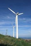 Wind-Generator stockbild