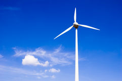 Wind generator 17 Stock Image