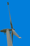 Wind generator blades. Stock Photo