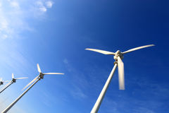 Wind Generator Royalty Free Stock Photography