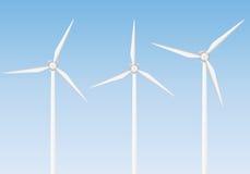 Wind generator set Stock Photography