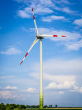 Wind generator turbine Royalty Free Stock Photography