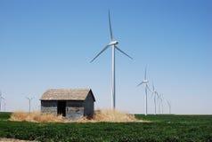 Wind Generators Royalty Free Stock Photography