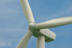 Wind Generators Royalty Free Stock Images