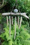 Wind-Glockenspiel Lizenzfreies Stockbild