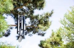 Wind-Glockenspiel Stockfotos
