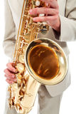 Wind instrument Royalty Free Stock Image