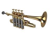 Wind-Instrument Stockbild