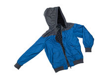 Wind-jacket Royalty Free Stock Photography