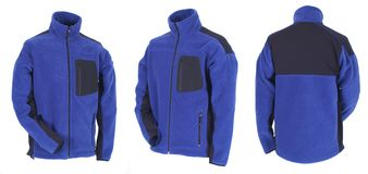 Wind jacket Stock Photography