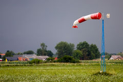 Wind measuring Stock Photography