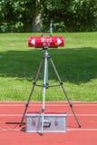 Wind measuring Stock Photo