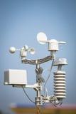Wind meter Royalty Free Stock Photos