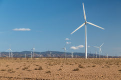 Wind mil Royalty Free Stock Images