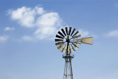 Wind Mill Stock Image