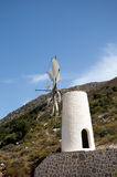 Wind mill  . Royalty Free Stock Photos