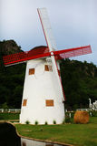 A wind mill. Royalty Free Stock Images