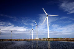 Free Wind Mill Royalty Free Stock Photos - 864208