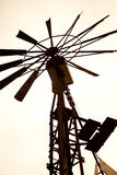 Australian windmill Royalty Free Stock Photography