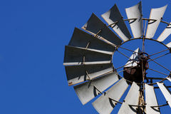 Wind mill close up Stock Image