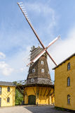 Wind Mill in Denmark Royalty Free Stock Photography