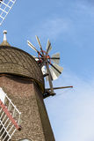 Wind Mill in Denmark Royalty Free Stock Photo