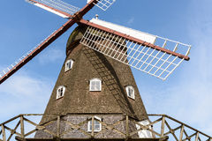 Wind Mill in Denmark Royalty Free Stock Image