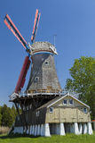 The Wind Mill Royalty Free Stock Photo