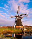 Wind Mill Netherlands royalty free stock photos
