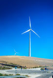 Wind mill Royalty Free Stock Photos