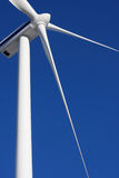 Wind mill power generator Royalty Free Stock Image
