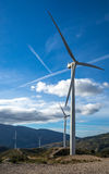 Wind mills Stock Photography