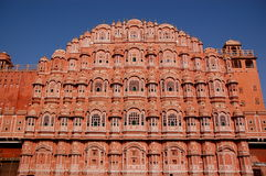 Wind Palace Jaipur Royalty Free Stock Photo